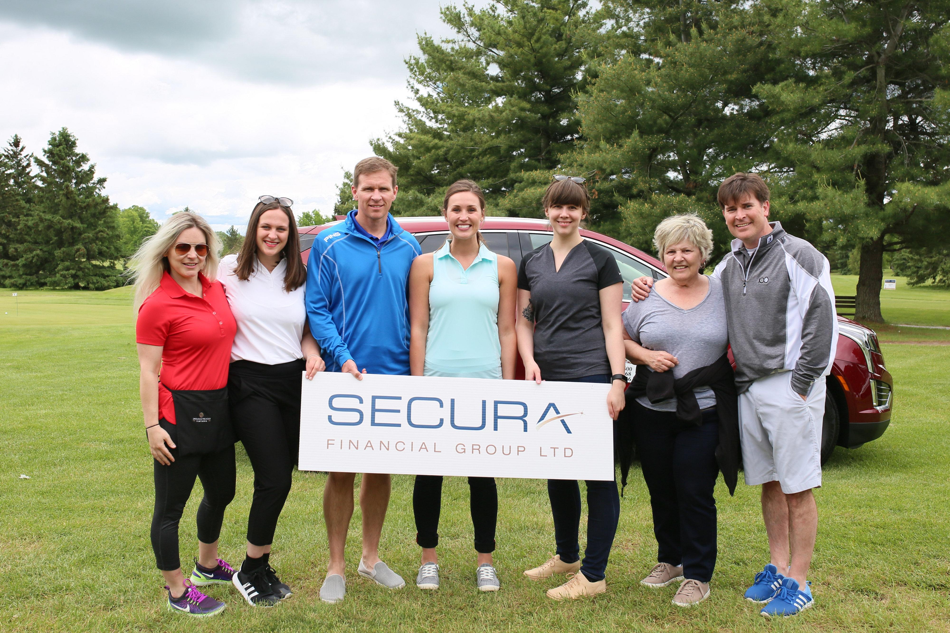 Secura Golf Tournament