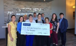 ALS Secura Donation