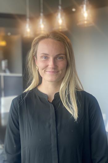 Olivia Slater
